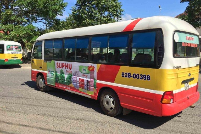 quảng cáo xe buýt tại kon tum