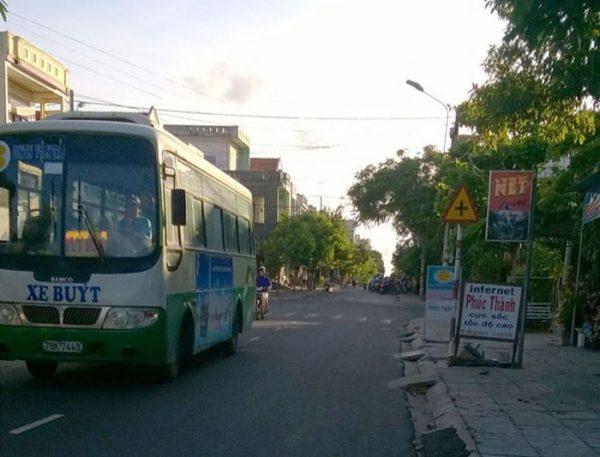 quảng cáo xe buýt tại phú yên