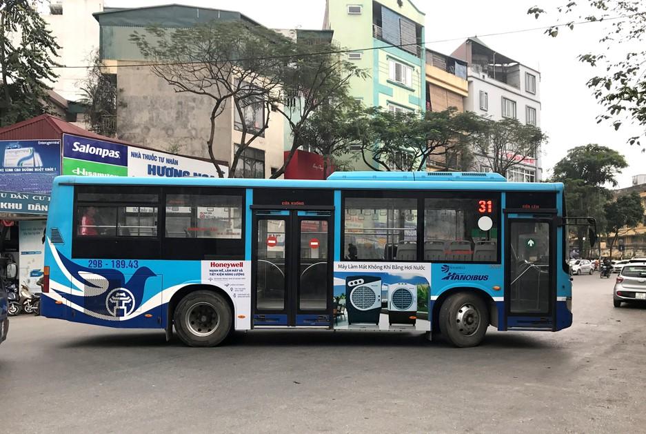 báo giá quảng cáo xe buýt hà nội