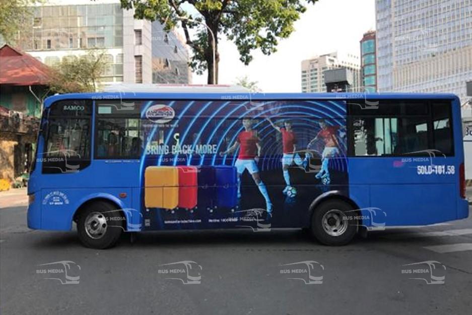 báo giá quảng cáo xe buýt tphcm