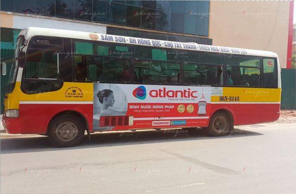 báo giá quảng cáo xe buýt thanh hóa