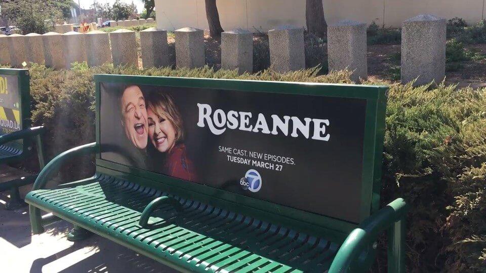 chiến dịch quảng cáo cho phim roseanne