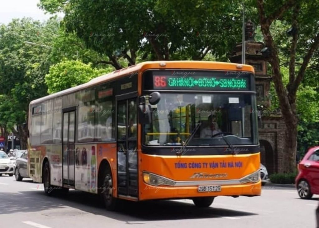 Hà Nội mở rộng thêm 17 tuyến xe buýt mới