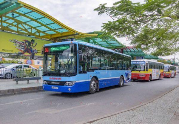 tạm ngưng hoạt động nhiều tuyến xe buýt