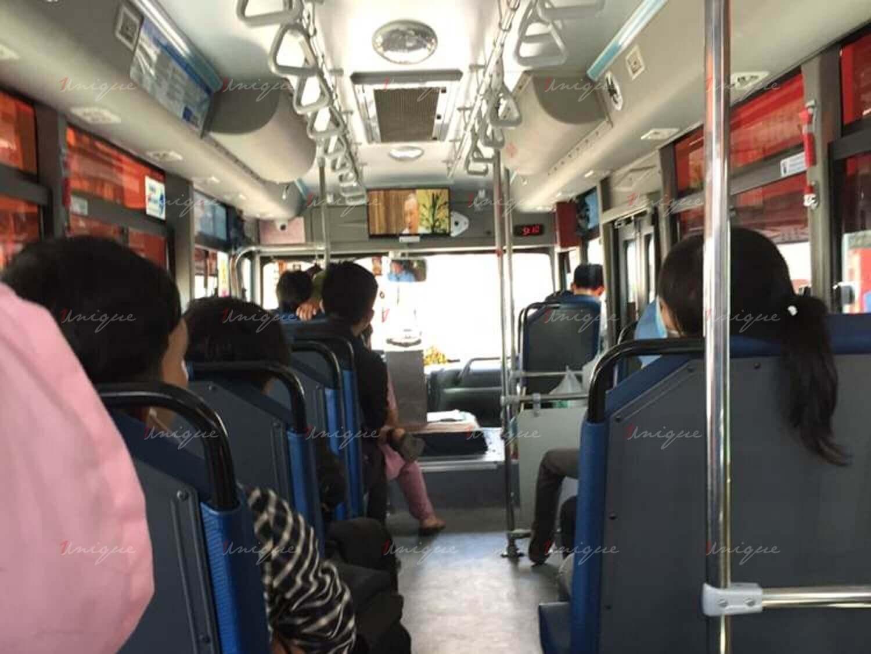 Xu hướng quảng cáo trên xe buýt trong năm 2020