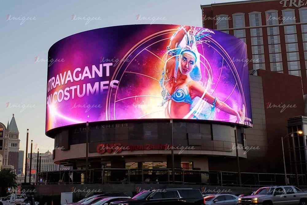 màn hình LED quảng cáo ngoài trời