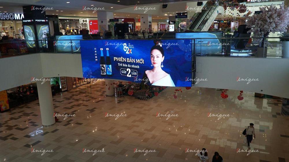 màn hình LED quảng cáo trong nhà